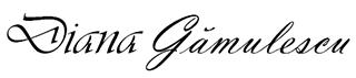 Blog Diana Gămulescu Logo